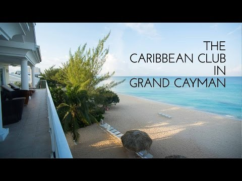 Caribbean Club in Grand Cayman