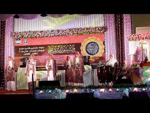 Festival Nasyid Kebangsaan 2011 - Kelantan (Lagu Terbaik, Lirik Lagu Pertama Terbaik)