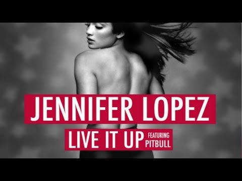 Jennifer Lopez feat Pitbull - Live It Up (RNB remix)