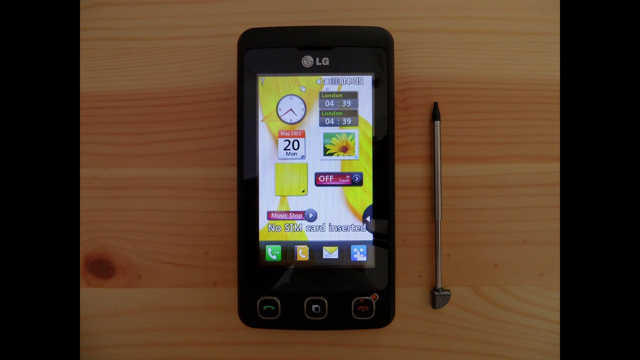 240x320 themes for LG kp500 Cookie