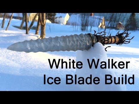 White walker ice blade Build | Calm Video