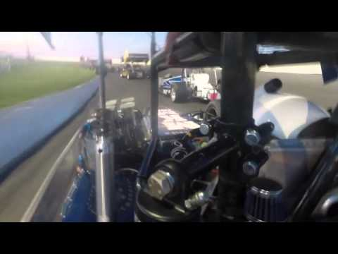 ISMA Supermodifieds Oswego 6/7/14