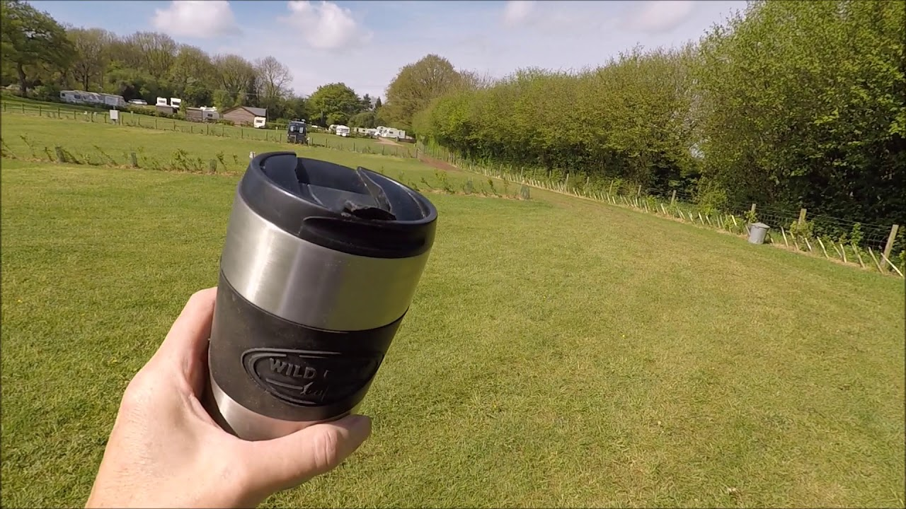 Spill Proof Travel Mug Handy Household Hint Youtube