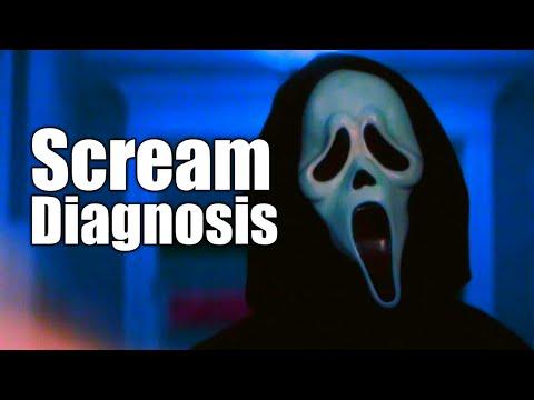 Diagnosing Ghostface  Scream 1996  Wes Craven Movie Analysis