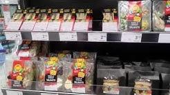 Touring a Finnish Supermarket, Citymarket Pori Puuvilla.
