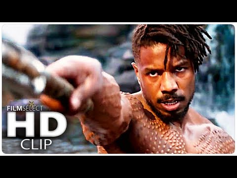 BLACK PANTHER: All Clips + Full onlines (2018)