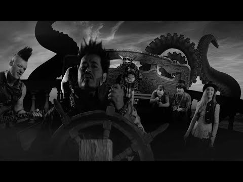 We're Going Down - Abney Park's homage to Georges Méliès