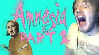 ADELE IS A POTATO! - Amnesia: Custom Story - Part 1 - Harmsfuls Wrath