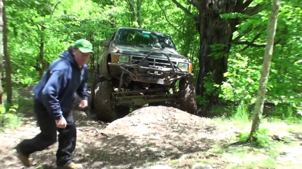 4Runner 87 3 link at Dave's