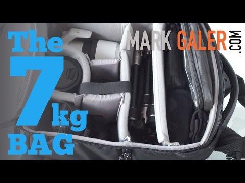 The 7KG Photo Bag