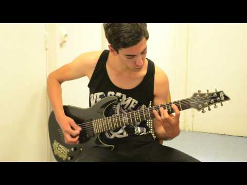 Asking Alexandria - Moving On ( Guitar Cover )