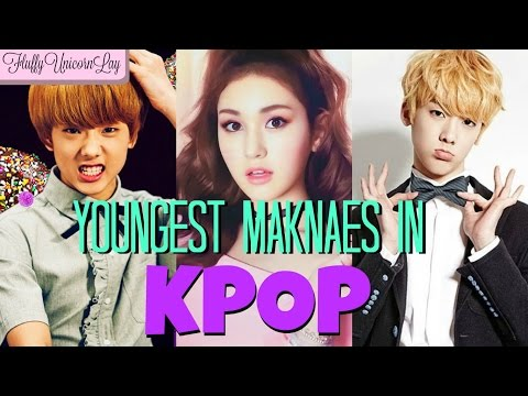 Top 30 Youngest Maknaes In Kpop Groups