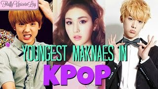 Baixar Top 30 Youngest Maknaes in Kpop Groups