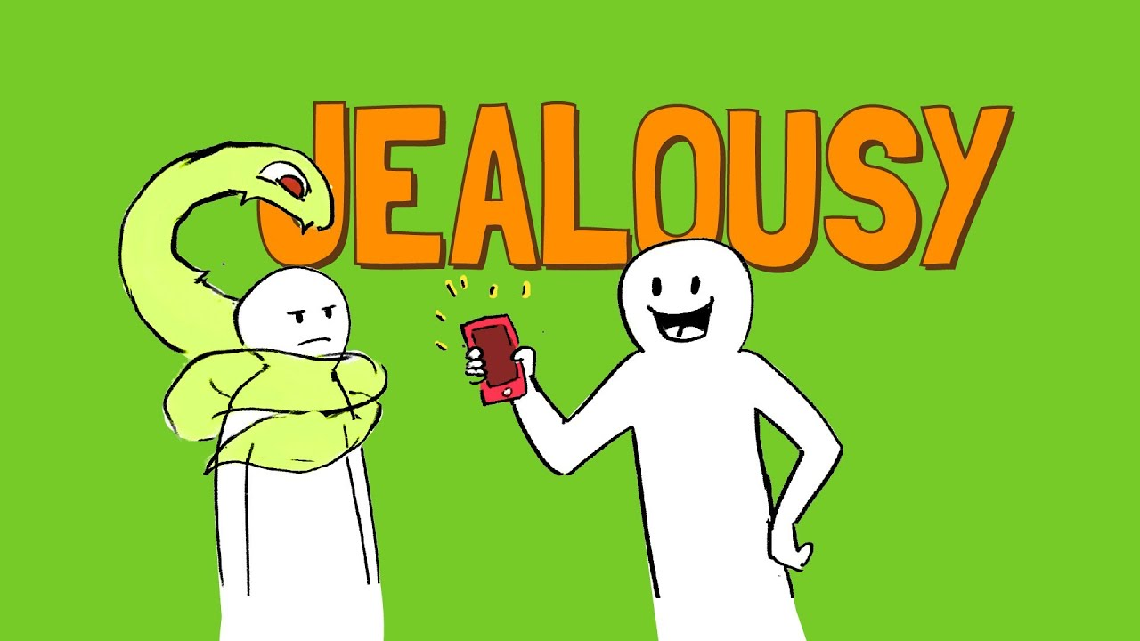Dealing With Jealousy ...