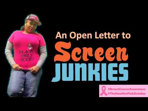 An Open Letter to Screen Junkies