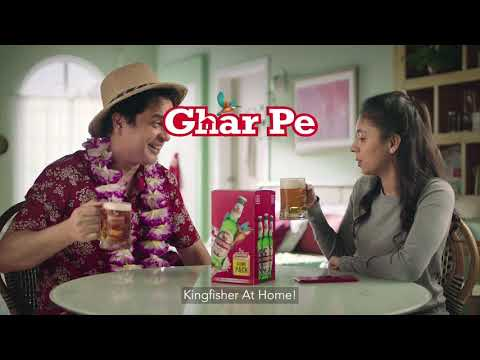Ghar Pe Kingfisher - United Breweries Campaign