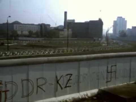Fahrt durch Berlin (West) Oktober 1978