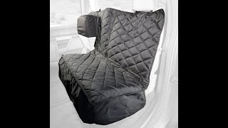 4Knines Crew Cab Seat Cover Functions