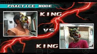 King V/S King rial Life fight In TAKKEN 3 game