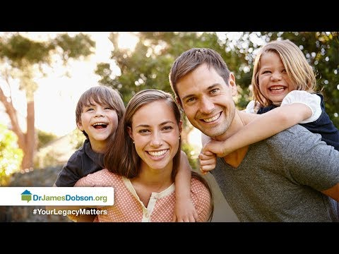 Equipping Parents for the Culture War with Dr. James Dobson's Family Talk | 4/20/2018
