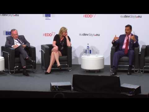 EDD17 - Snapshot - Opening Session EU-Africa Business Forum