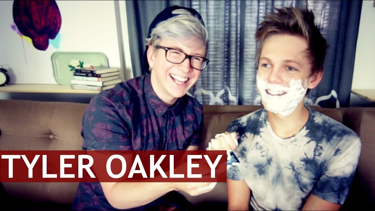 EXCLUSIVE INTERVIEW WITH TYLER OAKLEY