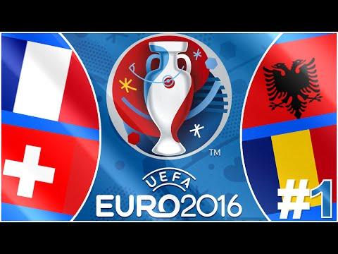 EURO 2016 GROUPE A - Le mélange!