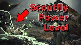 BEST SCOUTFLY LEVEL FARM l Monster Hunter World