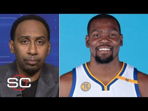 Stephen A. Smith's Reaction To Kevin Durant's Move To Warriors  SportsCenter  ESPN Archives