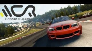 Auto Club Revolution (ACR) Gameplay - The first two races online HD [PC]