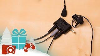 Rode SC6 Adapter für 2 SmartLav Mikros I TECH-MAS - Gewinnspiel