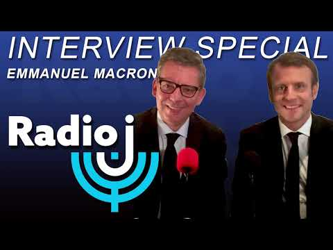 Emmanuel Macron à Radio J: « Essayez la dictature et vous verrez ! »