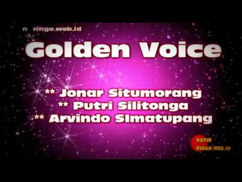 Lirik Lagu Batak   Ho Di Au Au Di Ho   Golden Voice