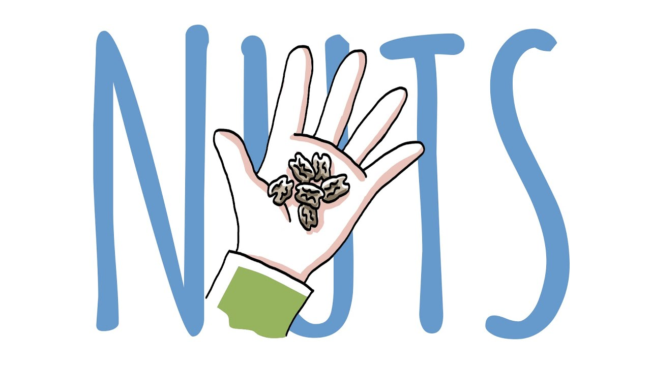 Play Video: Reduce Cholesterol with Nuts