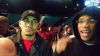 Devin Haney & Teofimo Lopez go Face to Face & Go In on Sparring Wars & has 2 Answer 3 Bob Arum
