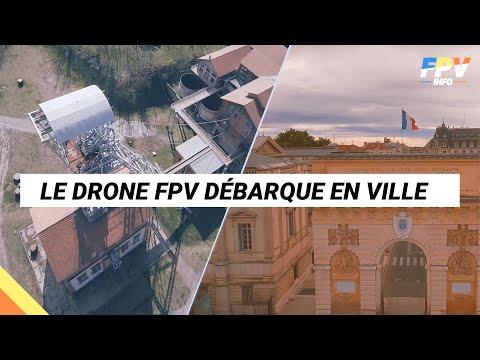 Фото Mettre sa ville en avant grâce au drone #FPV - FPV INFO #1