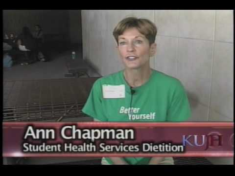 KUJH-TV News: Wellness Resource Center promotes osteoporosis prevention