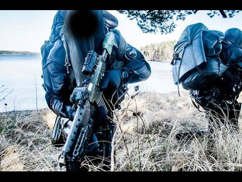 Swedish Special Operation Forces (Rangers)