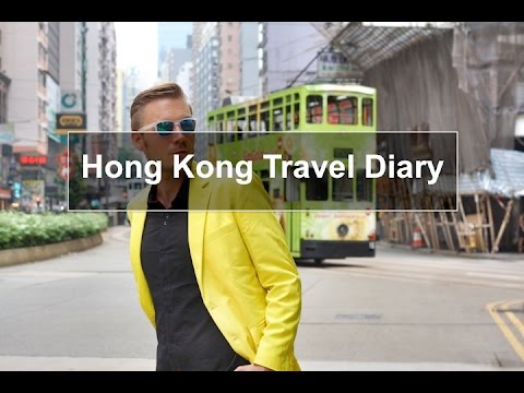 Hong Kong Travel Diary