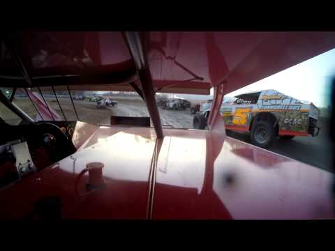 North Central Speedway 7 26 14 Midwest Modified Feature #15N Ross Nygren