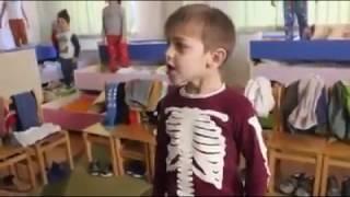 Հայի ոգին   Ինչպես են մանկապարտեզի սաները քնելուց առաջ կատարում  «Զարթնիր Մասիս, հայն է գալիս» ը