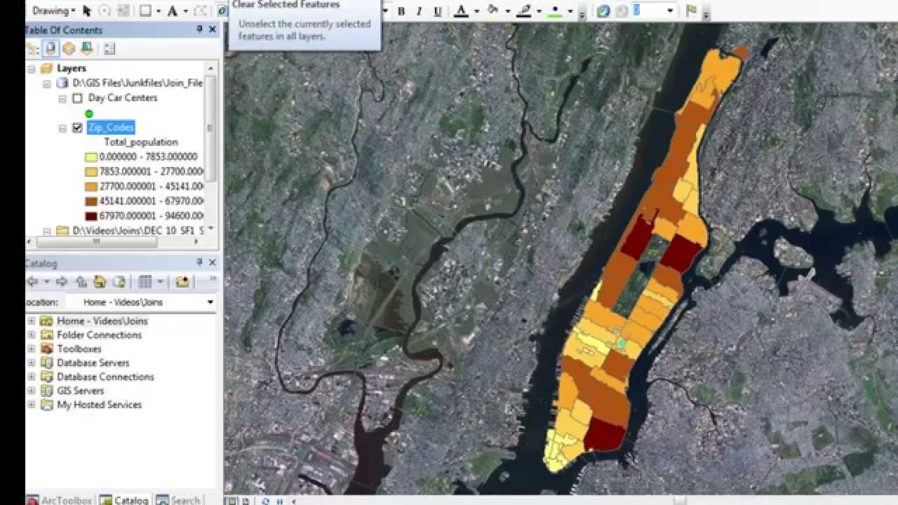 ArcGIS for Home Use Program – GIS Priority