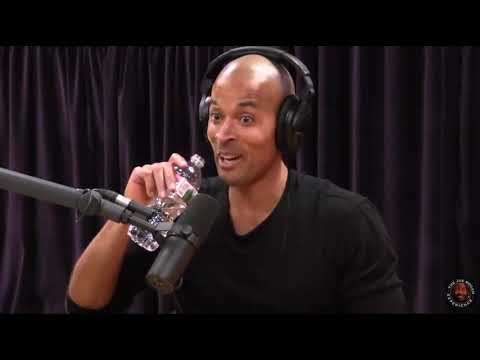 David Goggins:  I Want to Be a Firefighter