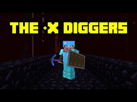 2b2t - The History of the +X Diggers