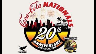 Coca-Cola Nationals 🥤🏀 | SHIEKH