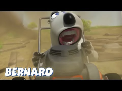 Bernard Bear | The Lawnmower AND MORE | 30 Min Compilation | Cartoons For Children