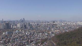 깨끗해진 하늘…초미세먼지 줄어든 이유는? / 연합뉴스T…