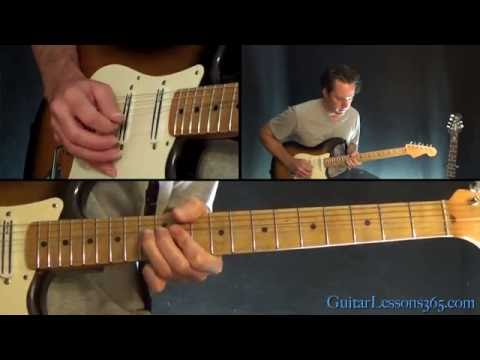 Comfortably Numb Guitar Instrumental Cover by Carl Brown - Pink Floyd