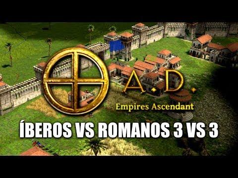 ÍBEROS VS ROMANOS en 0 A.D. - PARTIDA MEGAÉPICA