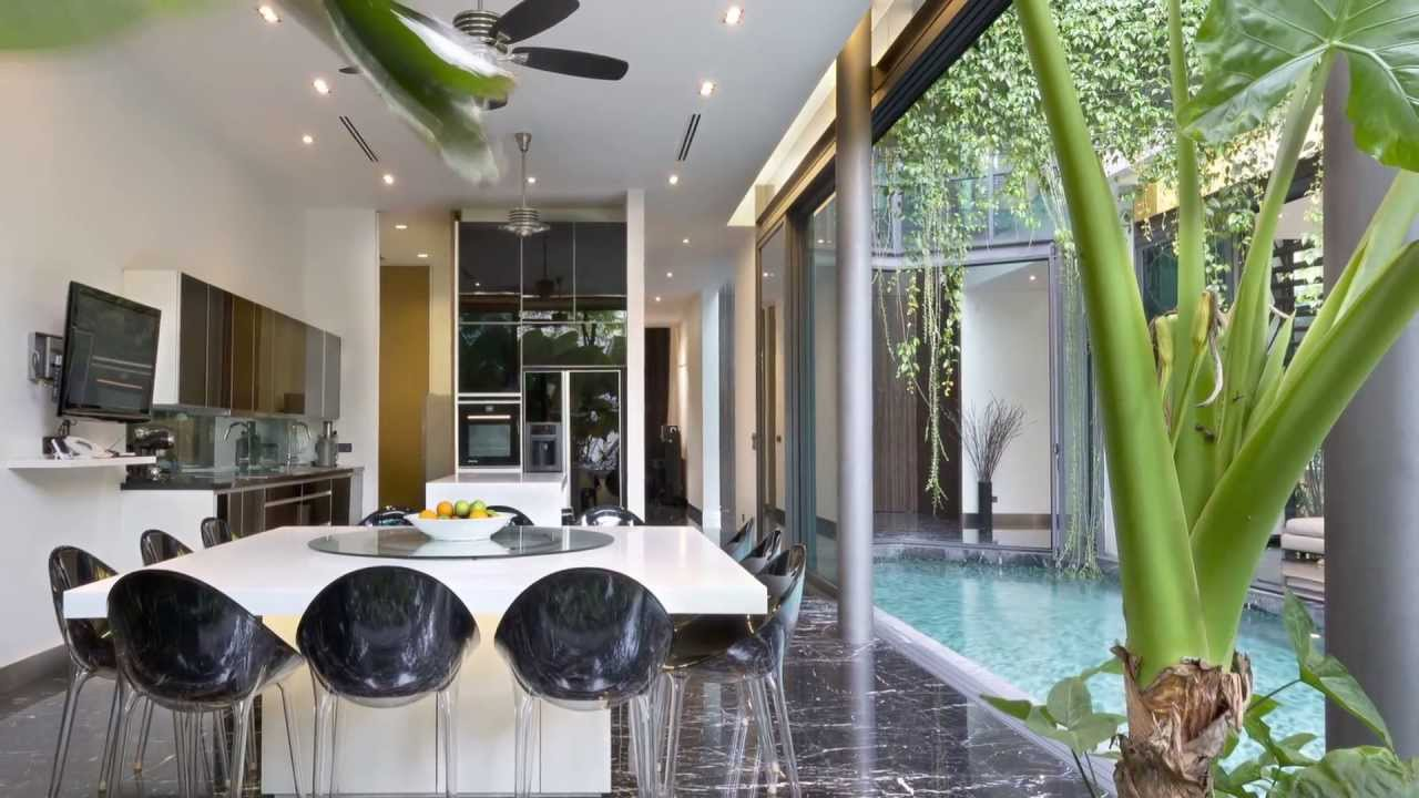 Good Natural Ventilation And A Forest Cocoon Contribute To The Passive Design Of  This House   YouTube